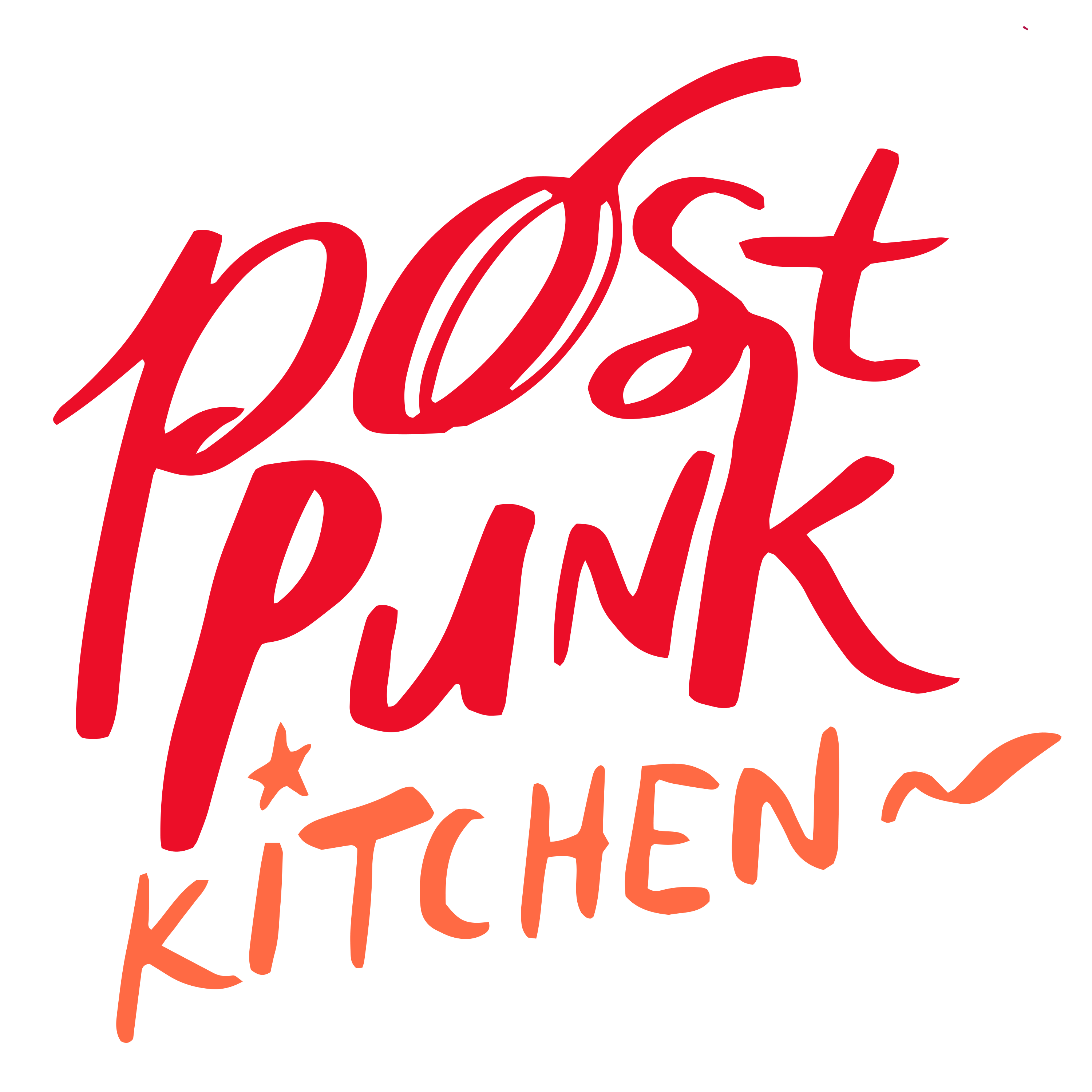 Post Punk Kitchen - Isa Chandra Moskowitz