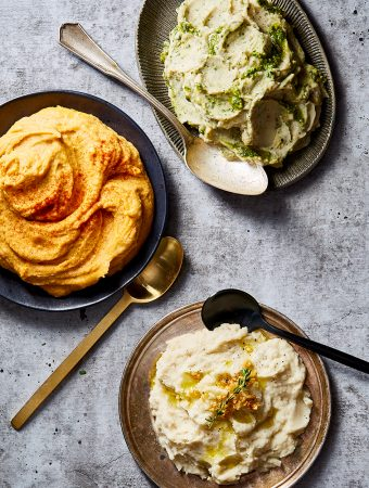 The Best Vegan Mashed Potatoes EVER